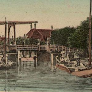 Alphense brug rond 1900