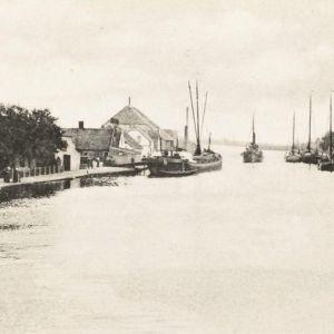 Heimanswetering 1900