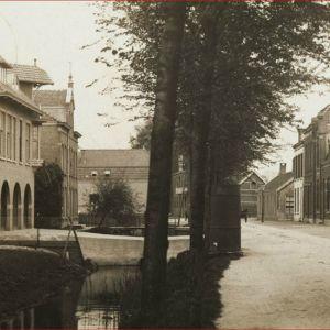 Wilhelminalaan bij van Velzenstraat