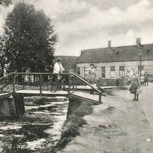Hooftstraat bij Heulbrug