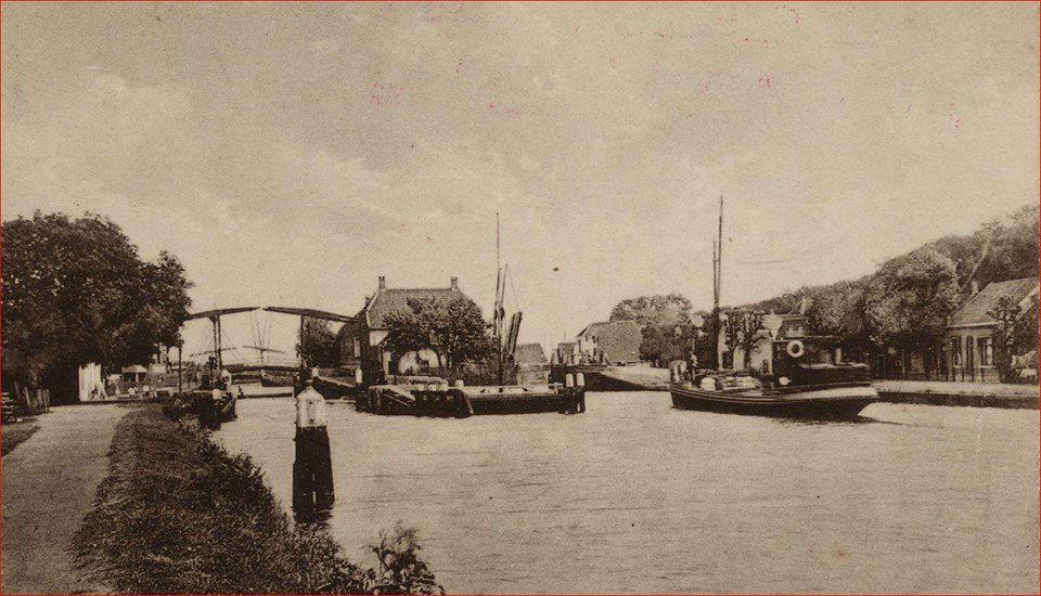 Gouwsluis 1920