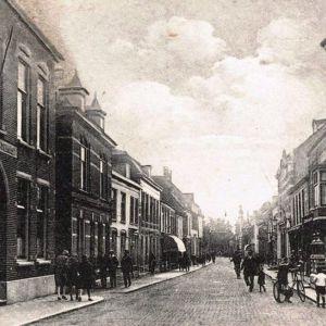Julianastraat 1940