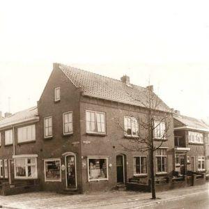Zaalbergstraat hoek van Dijkstraat
