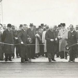 Hefbrug 1938