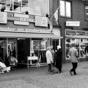 Hooftstraat Babyhuis Ketel 1988