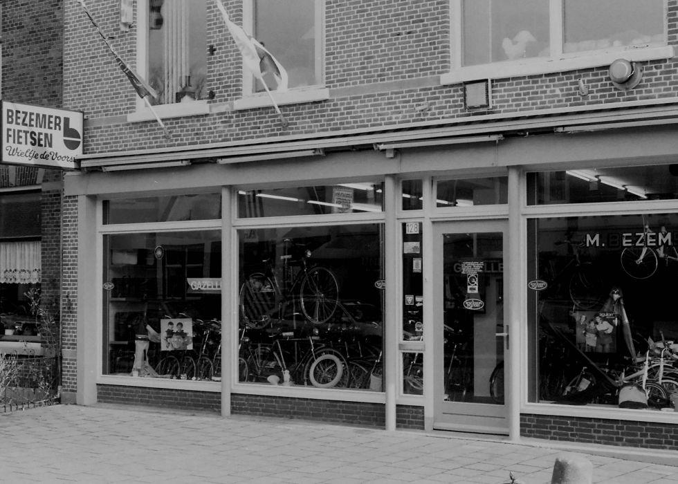 Hooftstraat 128, Bezemer Fietsen
