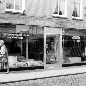 Hooftstraat 131, de Koffer Bedden