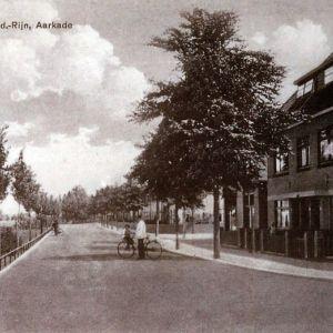 Aarkade en Bloemhofstraat