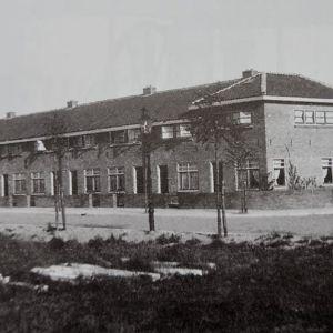 Aarkade, Hortensiastraat en Rozenstraat