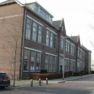 Bonifatiusschool, Paradijslaan