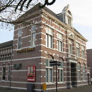 Nutsgebouw, Hooftstraat