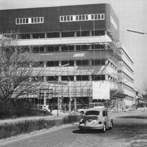 Raadhuis Castellumstraat