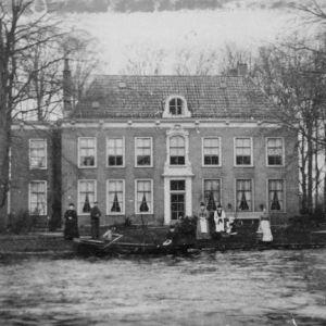 Buitenplaats Grijpenstein van de Oude Rijn