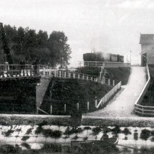 Station Gouwsluis