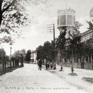 Prins Hendrikstraat en watertoren