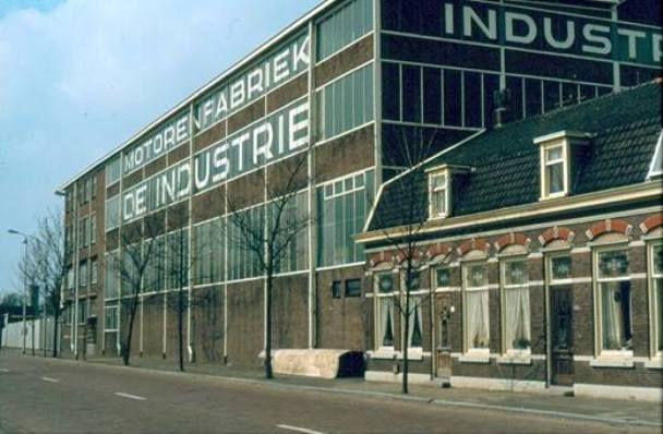 Industrie Prins Hendrikstraat