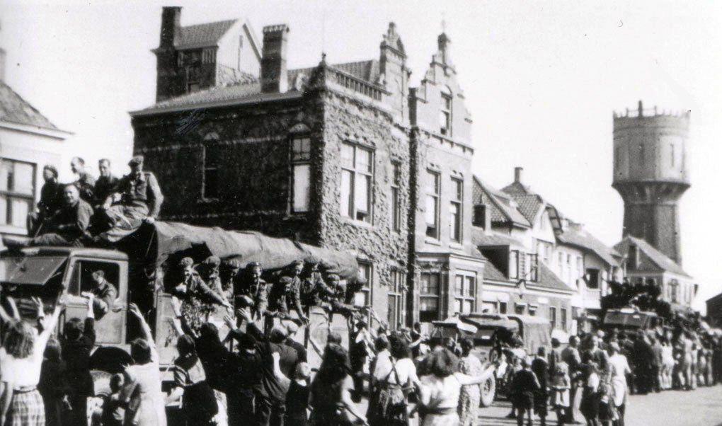 Prins Hendrikstraat Bevrijding