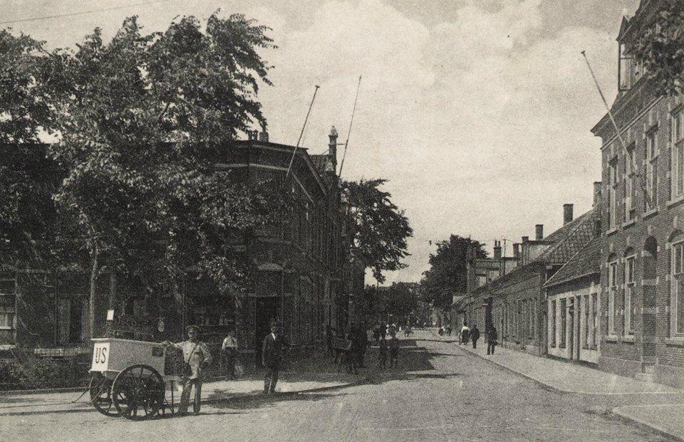 Prins Hendrikstraat En Stationstraat