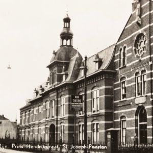 Prins Hendrikstraat pension st. Jozef