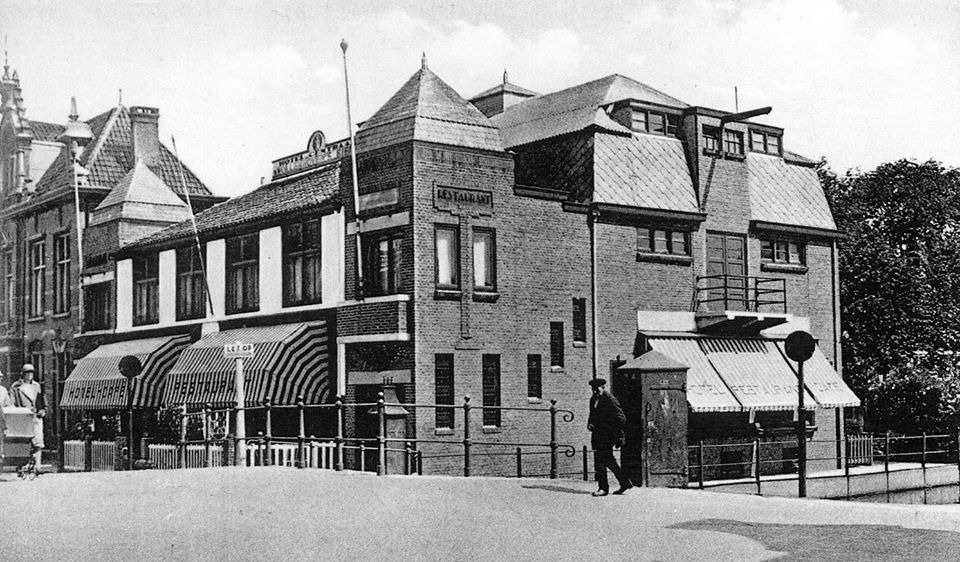 Hooftstraat Bij Hotel Centraal