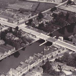 Luchtfoto Julianabrug