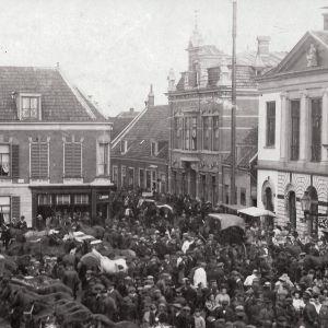 Julianastraat Paardenmarkt