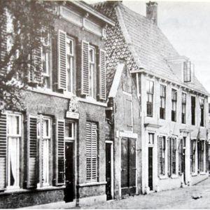 Schoutenhuis in de Julianastraat