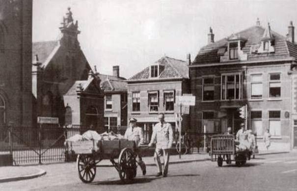 Postvervoer Door De Julianastraat