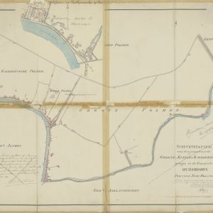 Kleine en Groote en Kalkovensche polder
