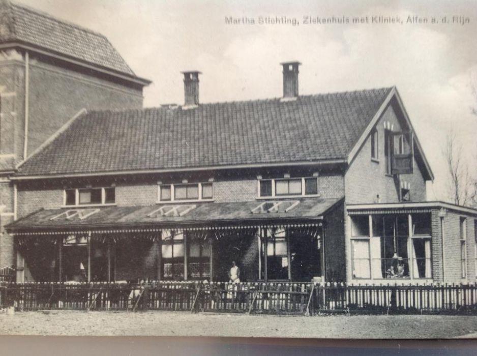 Marthastichting Ziekenhuis
