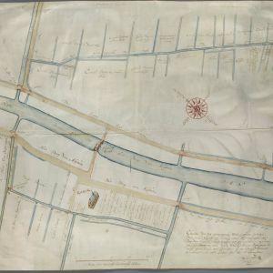 Ontwerp omloopkanaal 1651