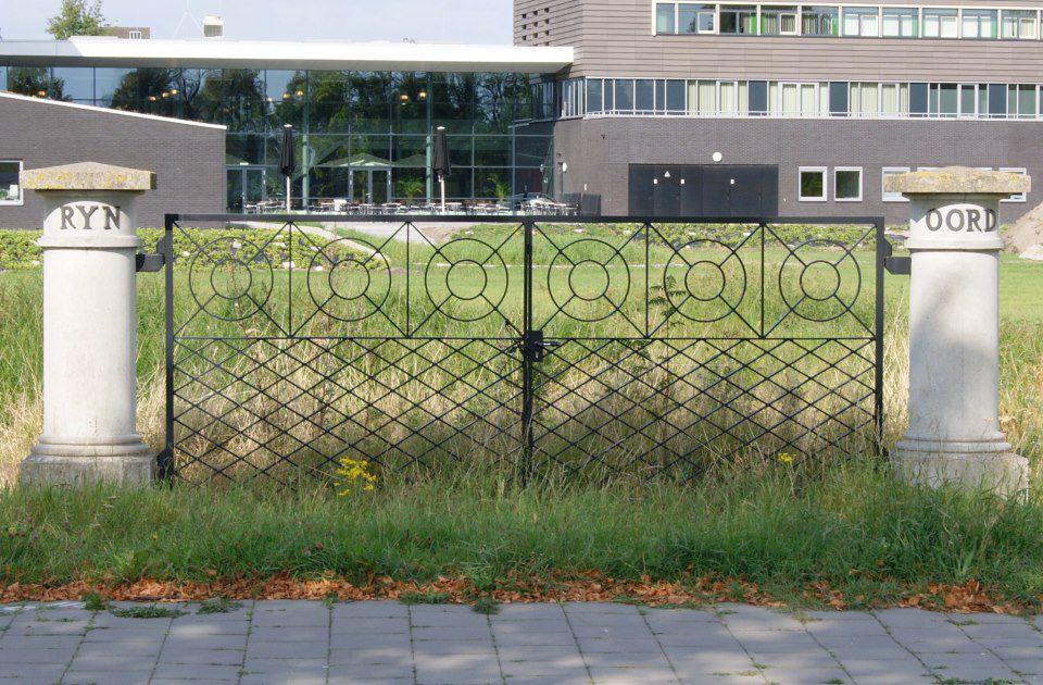 Poort Van Villa Rijnoord