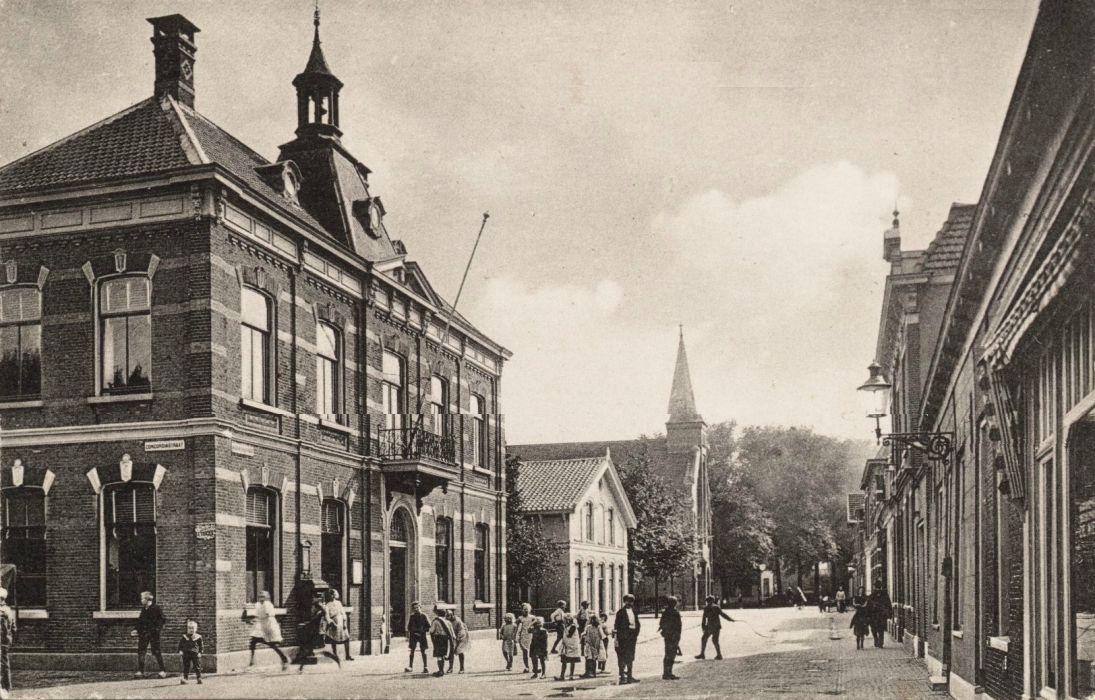 Oude Raadhuis Van Aarlanderveen