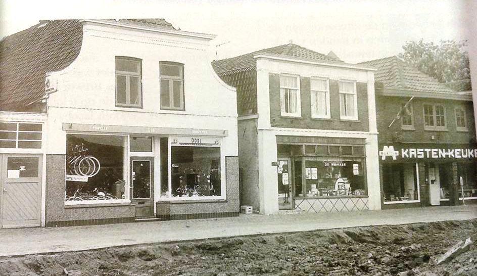 Winkels Raadhuisstraat