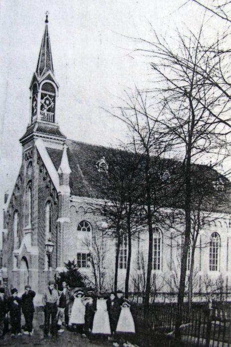 Maranathakerk Met Oude Spits