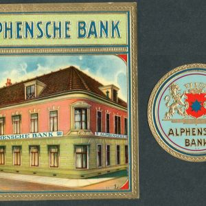 Schoolstraat Alphense bank