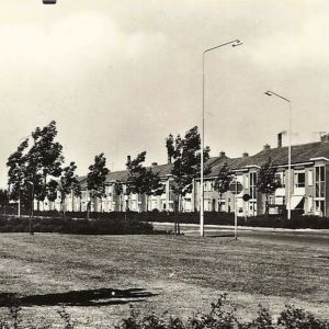 Witte de Withstraat en Prins Bernhardlaan