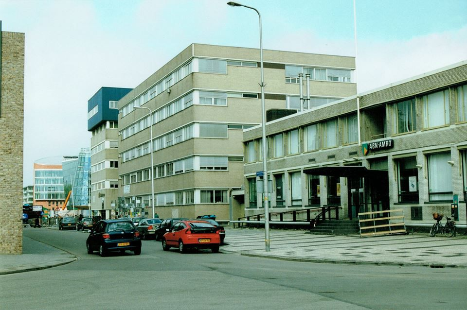 Castellumstraat ABN Bank / Raadhuis