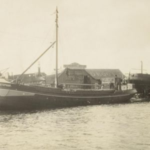 Gouwsluis Scheepswerf Boot