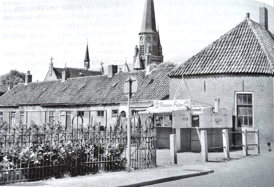 Prins Hendrikstraat Bij Hoflaan