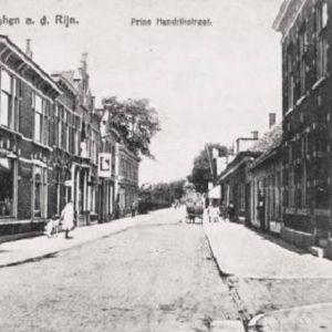 Prins Hendrikstraat bij de Stationsstraat