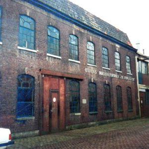 Hooftstraat, Ottens Machinefabriek