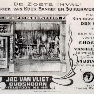 Hooftstraat, Van Vliet