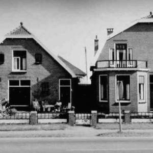 Hoorn, landbouw naast buitenplaats Raadwijk