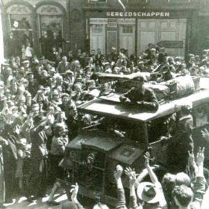 Julianastraat Bevrijding