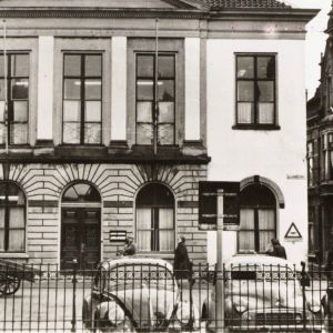 Julianastraat oude Raadhuis