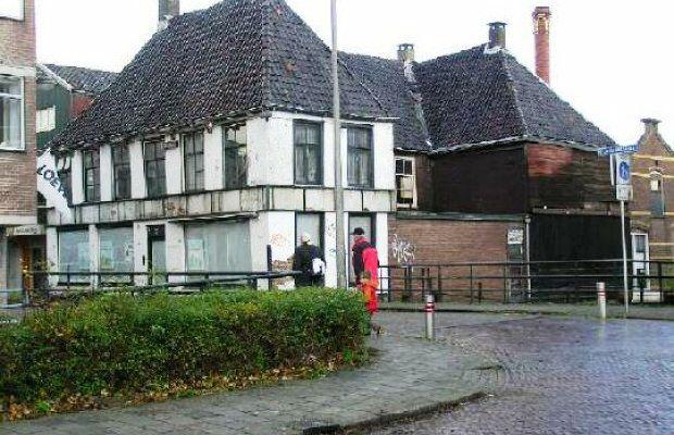 Julianastraat, Hofbrug