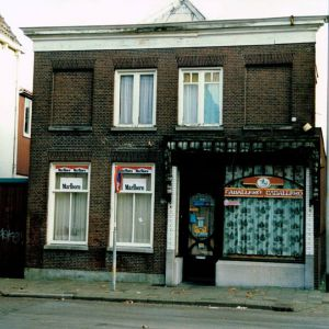 Julianastraat, Bakkerij Verboom