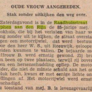 Oud Alphen Foto S Van Alphen Vroeger En Nu