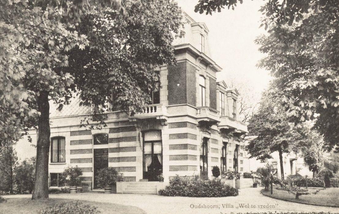Oudshoornseweg Villa Weltevreden